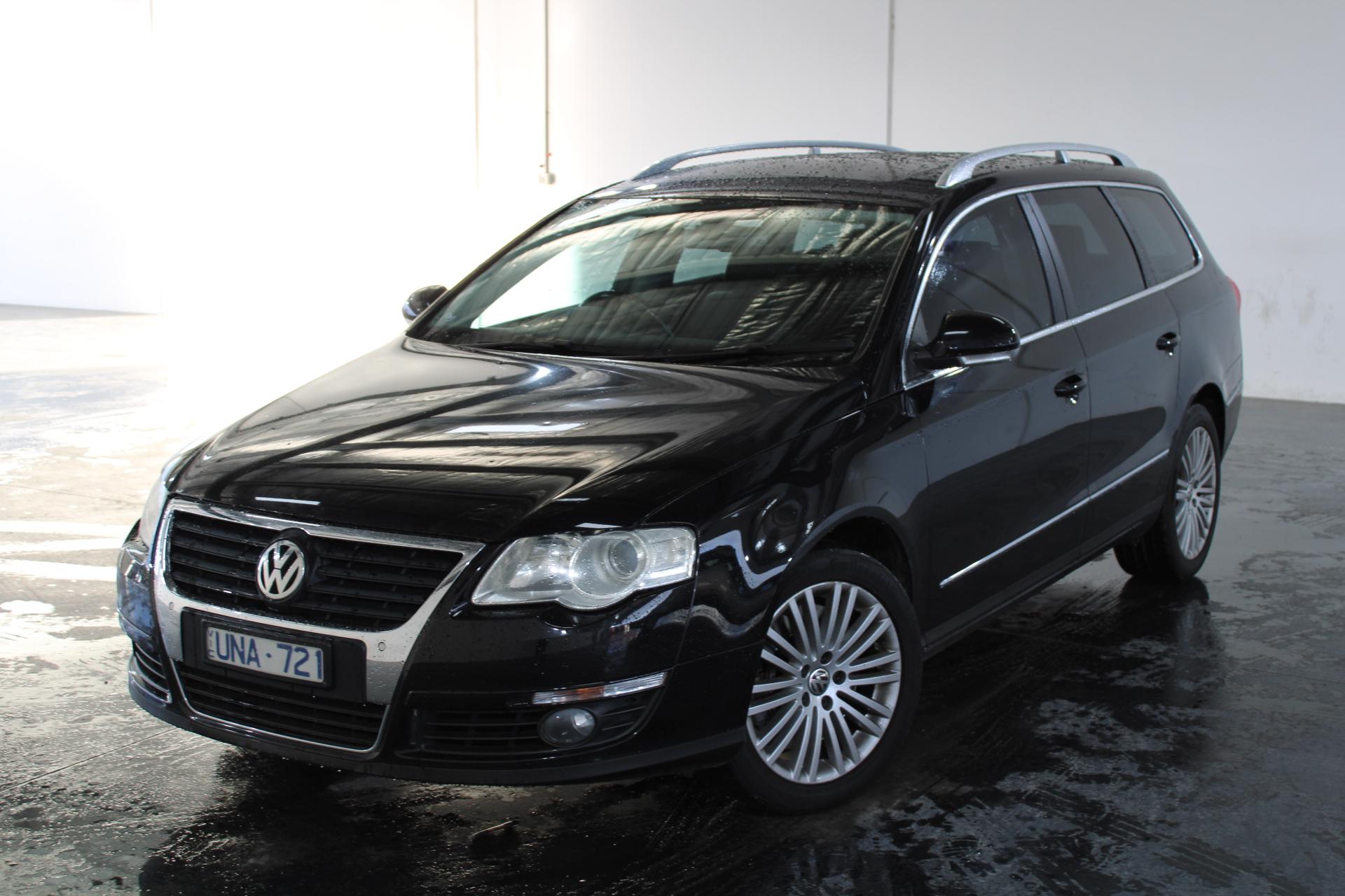 2006 Volkswagen Passat 3.2 V6 FSI 3C Automatic Wagon