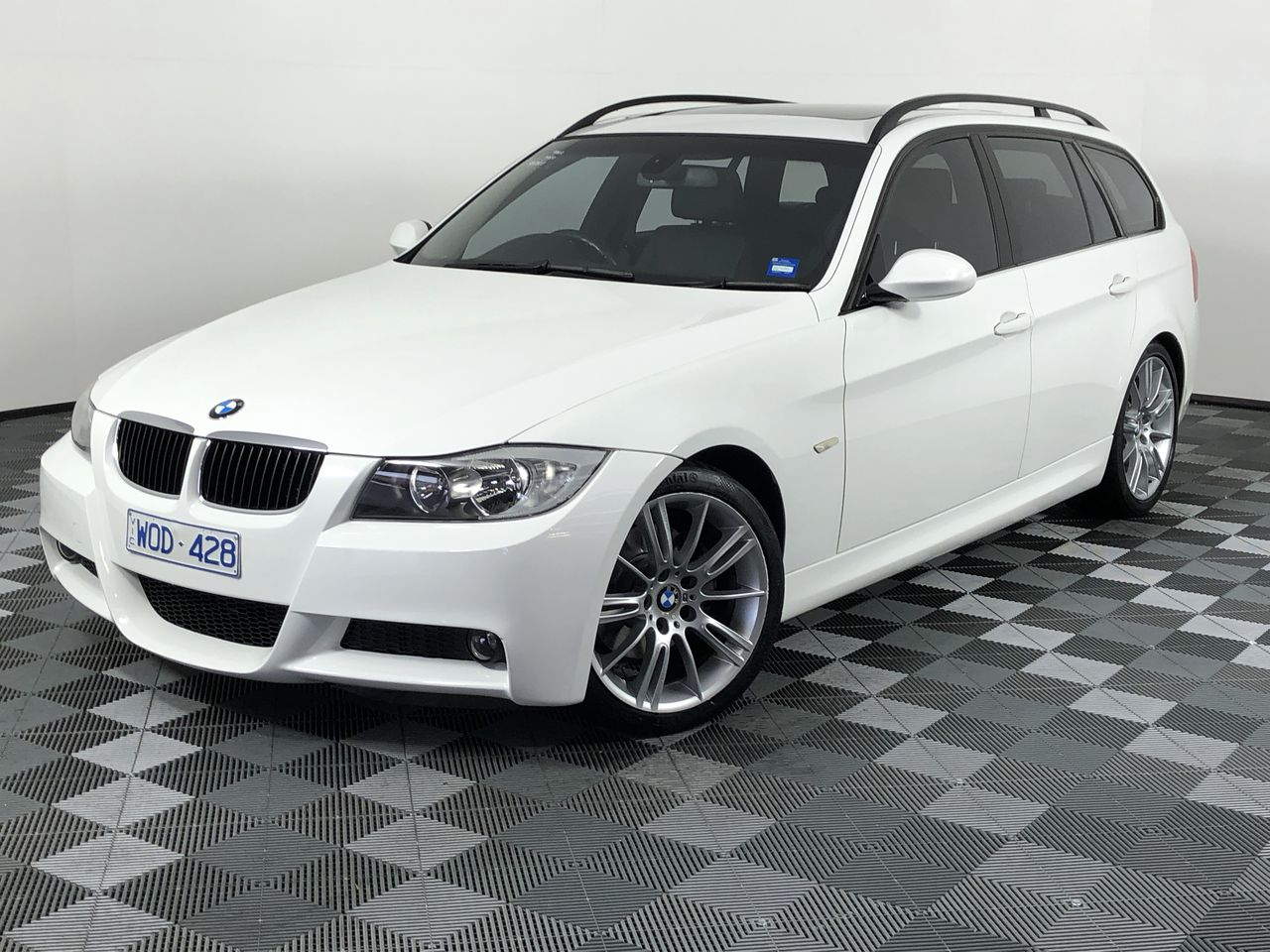 2008 BMW 3 20i Touring Executive E91 Automatic Wagon