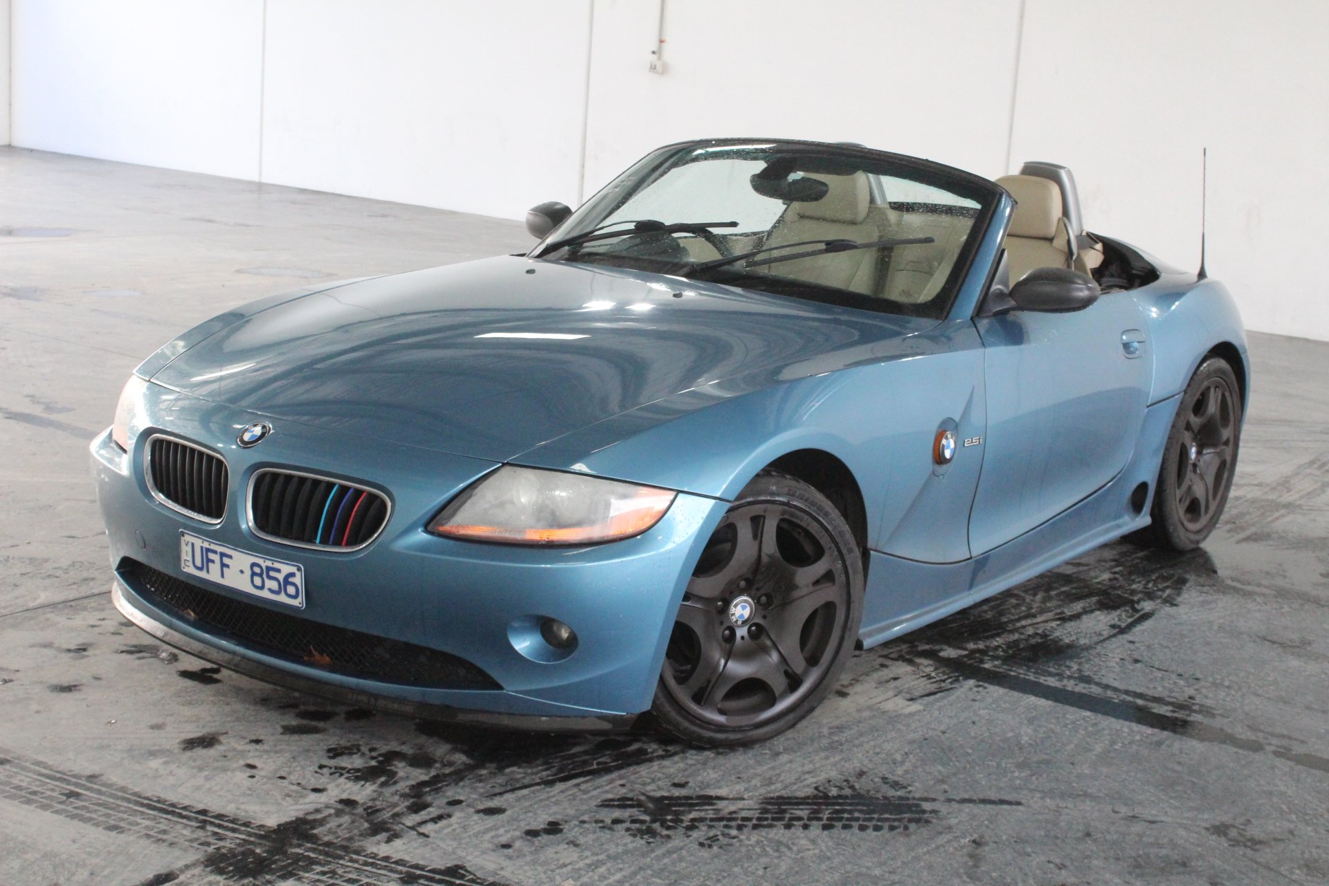 2004 BMW Z4 2.5I E85 Automatic Convertible