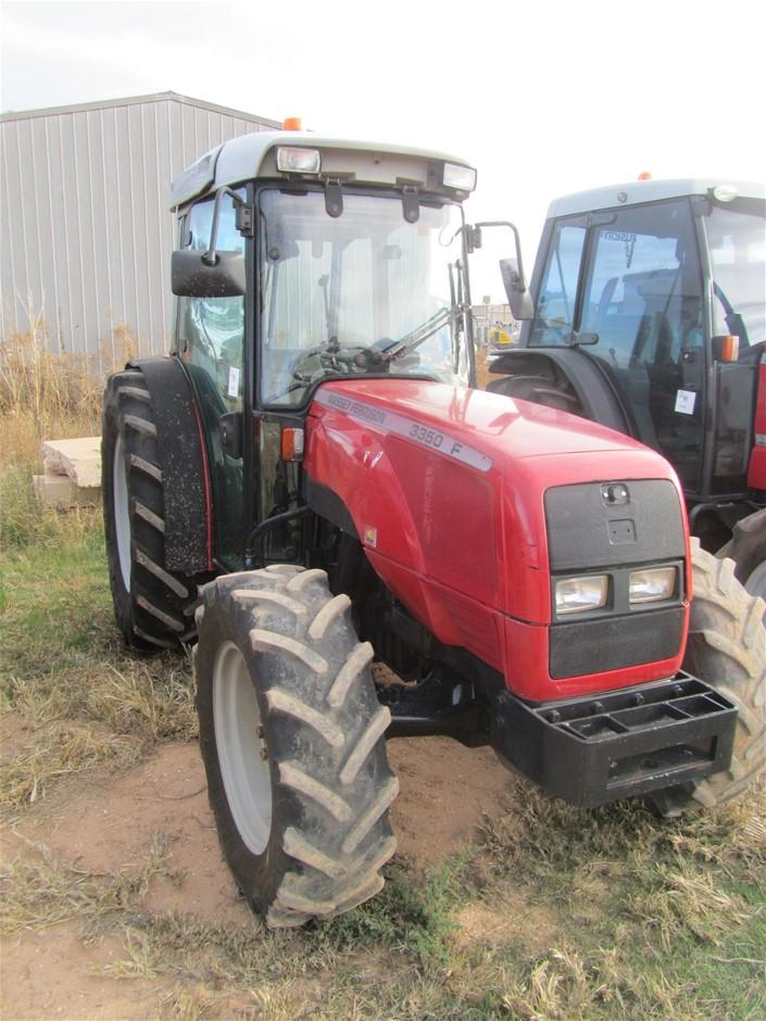 2003 Massey Ferguson 3350F Tractor