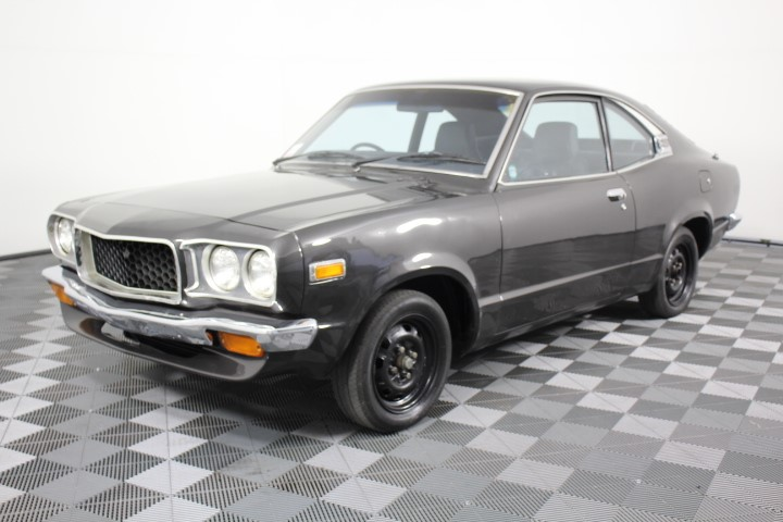 1973 Mazda RX3 Savanna GT S124A 12A Rotary 5 Speed 2dr Coupe