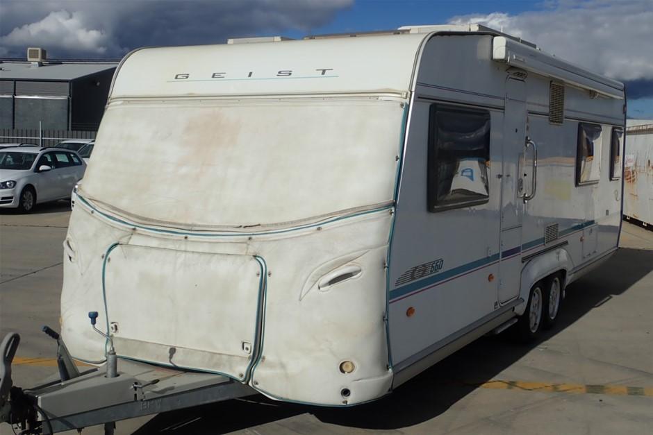 2007 Geist 660 26 FT Caravan (Pooraka, SA)