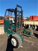 Lift Trac 3 Wheel Piggy Back Forklift