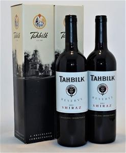 Tahbilk `Reserve` Shiraz 2001 (2 x 750mL