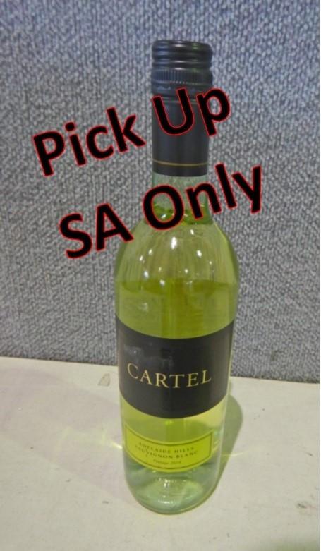 2014 Cartel Sauvignon Blanc, Adelaide Hills, case 12 x 750mL