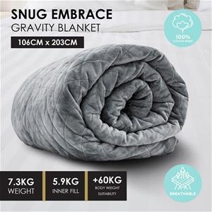 Royal Comfort Snug Embrace Weighted Grav