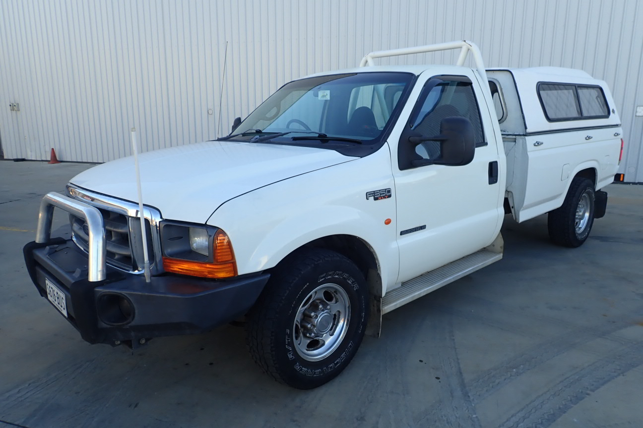 2002 Ford F350 >> 2002 Ford F350 Xlt 4x2 Turbo Diesel Automatic Cab Chassis