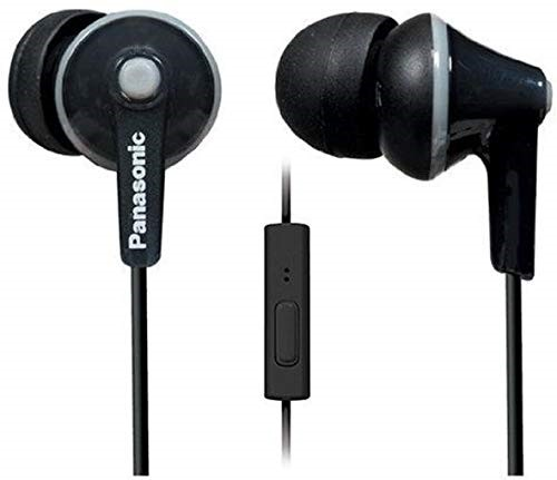 Panasonic RPTCM125EK Headphone with Microphone