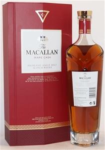 Macallan `Rare Cask` Single Malt Scotch