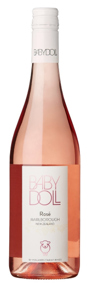 Babydoll Rose 2018 (12x750ml) Marlborough, NZ