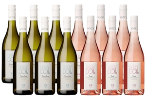 Babydoll Pinot Gris & Rose Mixed Case (1