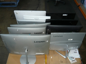 Pallet of Assorted Faulty HP/Lenovo