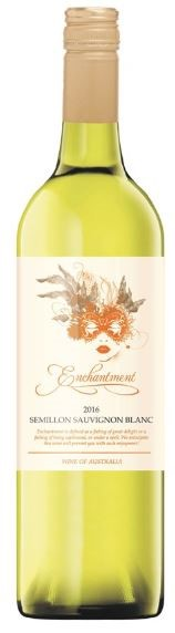 Enchantment Semillon Sauvignon Blanc 2016 (12 x 750mL) SEA