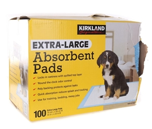 100 x SIGNATURE Extra Large Absorbent Pa