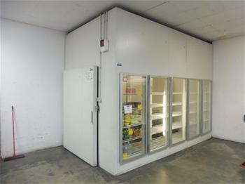 Cool Room 2500(D) x 4400(W) x 3200mm(H)
