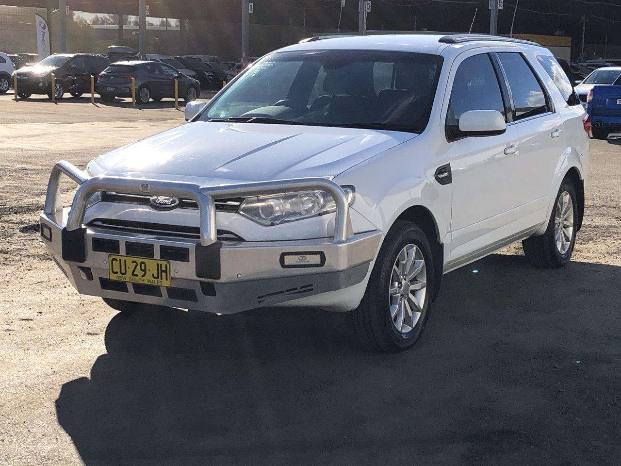 2015 Ford Territory TX (RWD) SZ II Turbo Diesel Automatic Wagon