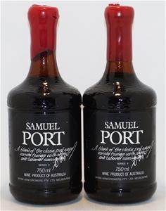 Samuel Port `Series 9` NV (2x 750ml), AU