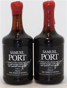 Samuel Port `Series 9` NV (2x 750ml), AU