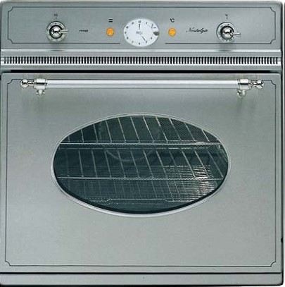 Ilve 600NMPX 60CM Nostalgie Built In Stainless Steel Oven