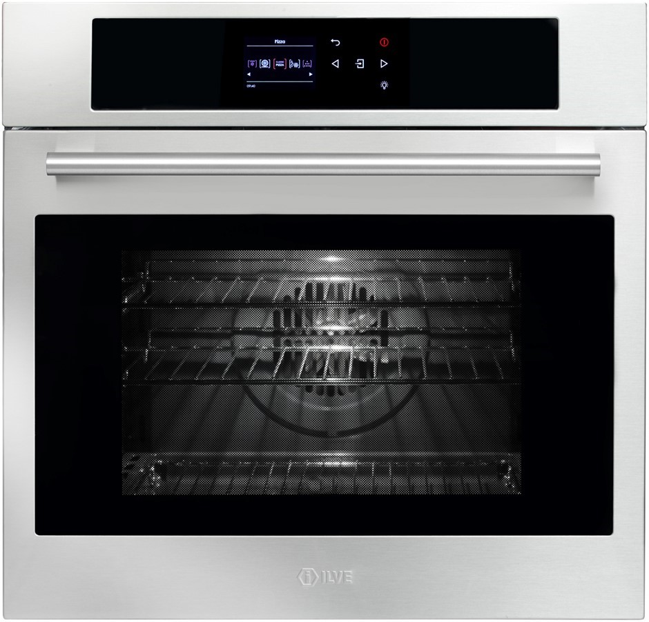 ILVE 60cm Electric Built-In Pyrolytic Oven (600SPYTCI)