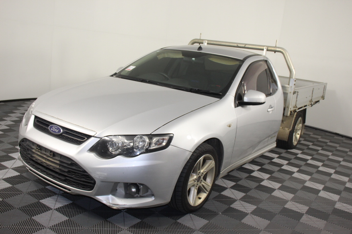 2012 Ford FG2 Falcon XR6 Cab Chassis Auto