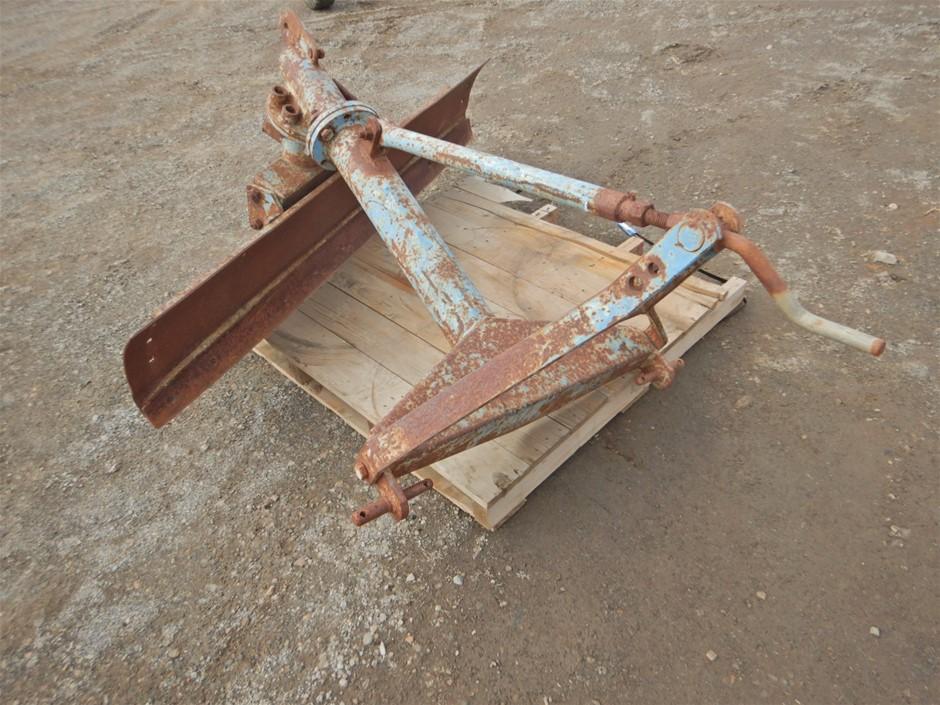 Scraper Tractor Attachment (Pooraka, SA)