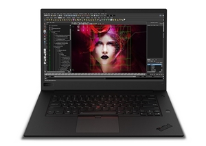 """Lenovo ThinkPad P1 - 15.6"""" UHD/i7-8750H/"""