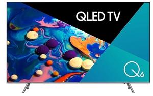 "Samsung Series 6 75"" Q6 QLED 4K TV (QA75"