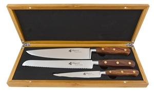 Laguiole LT Sequoia 3-Piece Kitchen knif