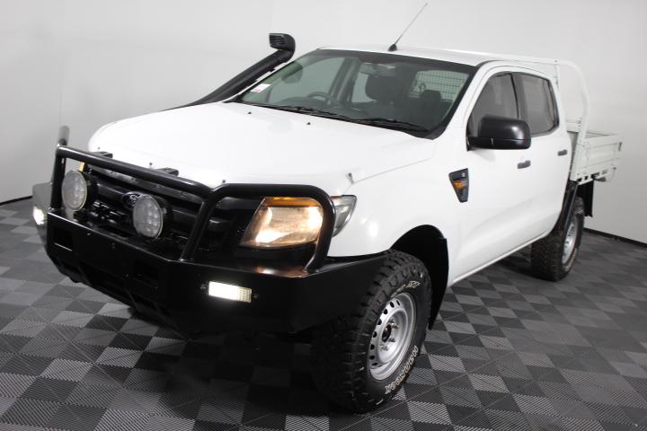 2012 Ford PX Ranger 3.2 T/Diesel 4WD Auto D/Cab