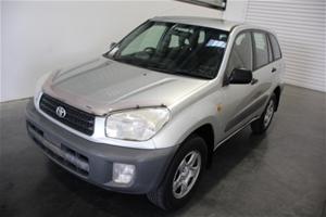 2001 Toyota Rav4 Automatic AWD 195,309km