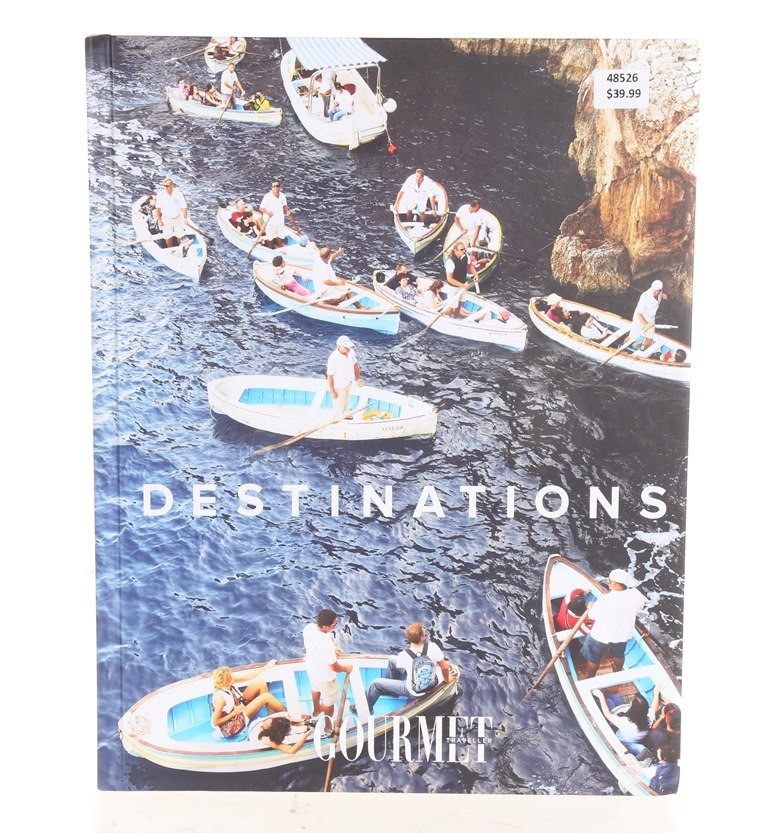 Destinations: A Collection of Gourmet Traveller`s Best Travel Photography,