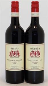 Tulloch Pokolbin Dry Red Shiraz 2009 (2x