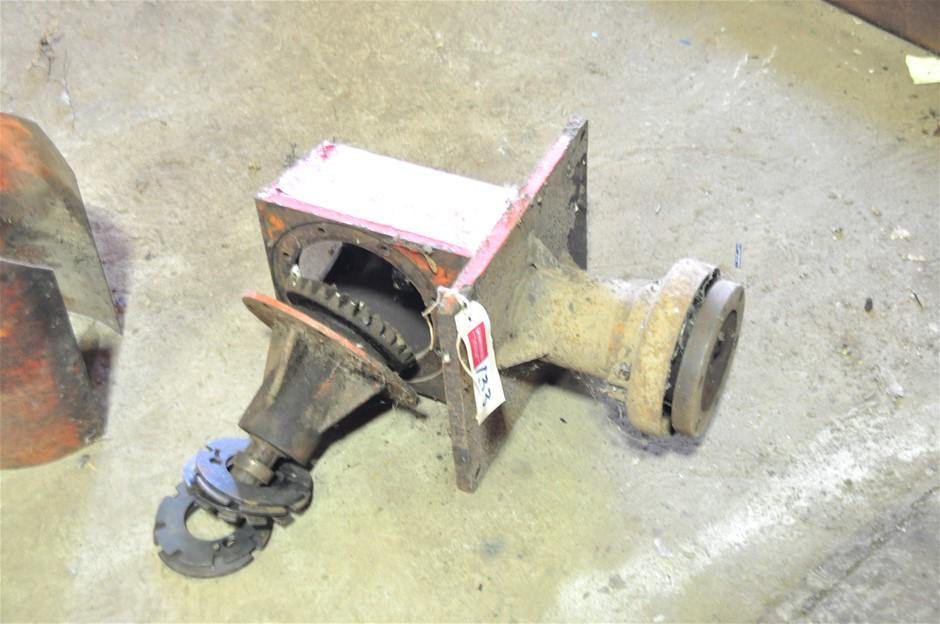 Grass Slasher Gear Box