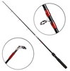 CROCODILE 2pc Carbon Fishing Rod 2.1M, Capacity 100-250g. Buyers Note - Dis