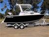 Boat - Wildsea 600 Cuddy Cabin Aluminium Custom Plate
