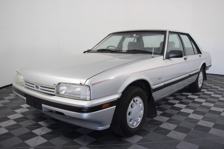 1987 Ford XF Fairmont 97,254 Kms
