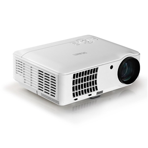 Devanti HD 1080P Video Projector 4000 Lu