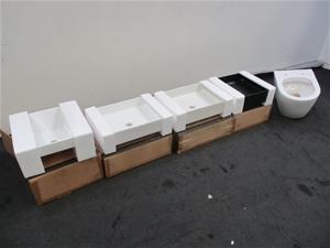 Qty 5 x Arusan Plumbing / Bathroom Items