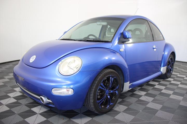 1999 Volkswagen Beetle WOVR-Passed 151,827 Kms
