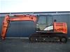 Hitachi ZX130-5B Hydraulic Excavator