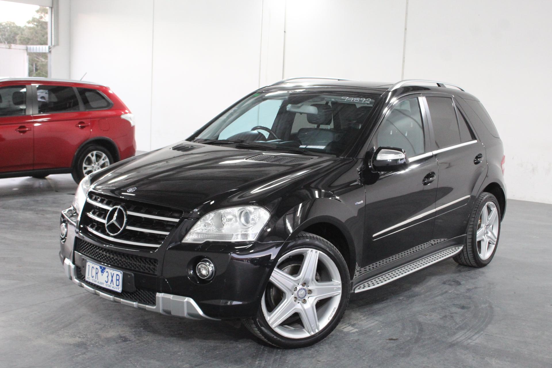 2010 Mercedes Benz ML 300 CDI (4x4) W164 Turbo Diesel Automatic Wagon