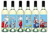 Gillie and Marc Chardonnay Pursuit of Happiness 2015 (6 x 750mL) SA