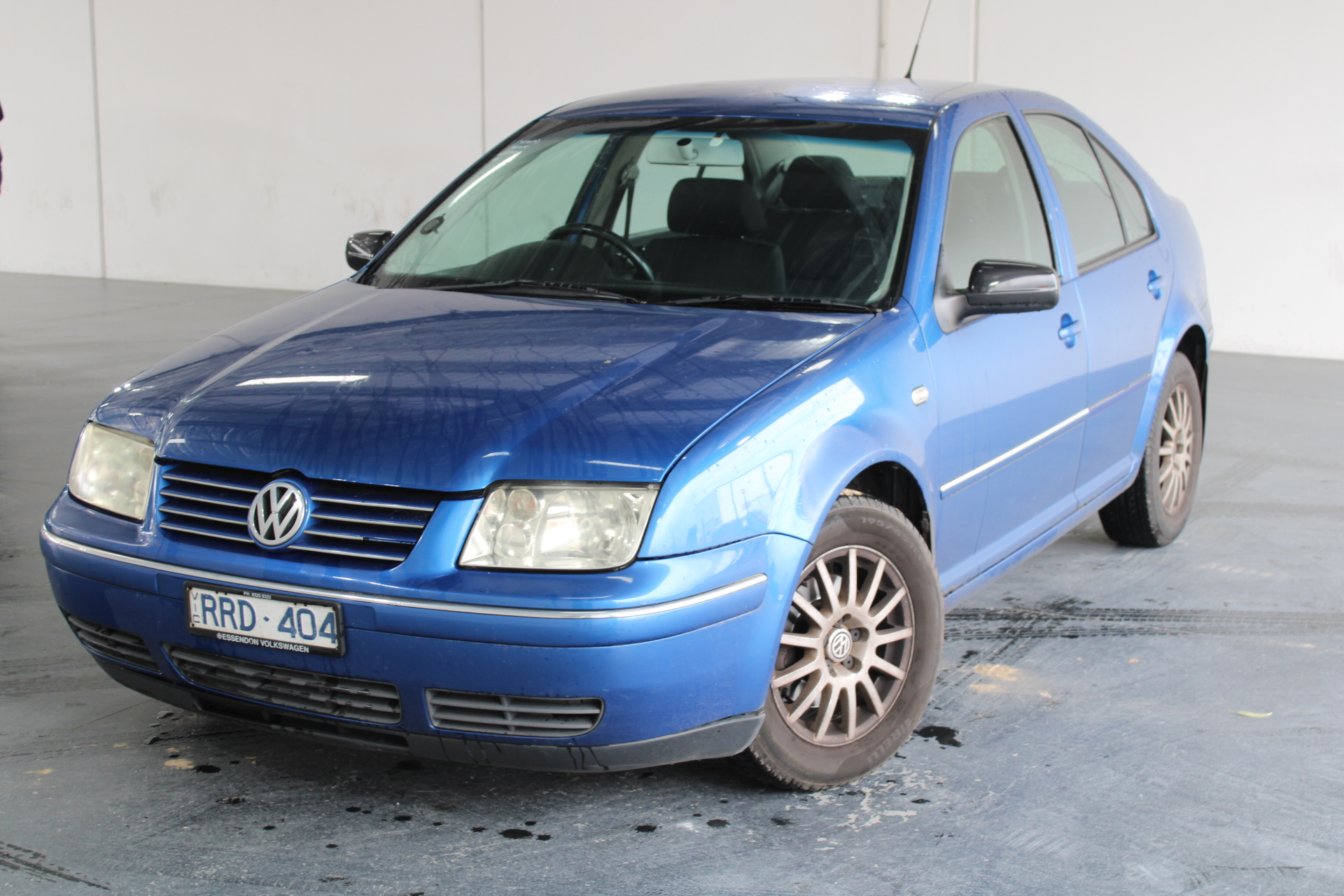 2002 Volkswagen Bora 2.0 1J Manual Sedan