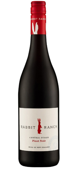 Rabbit Ranch Pinot Noir 2017 (12 x 750mL), Central Otago, NZ.