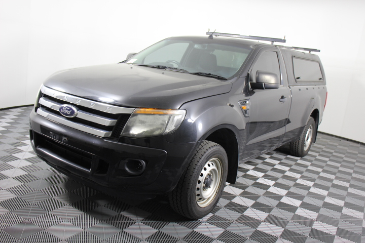 2012 Ford PX Ranger Turbo Diesel Cab Chassis