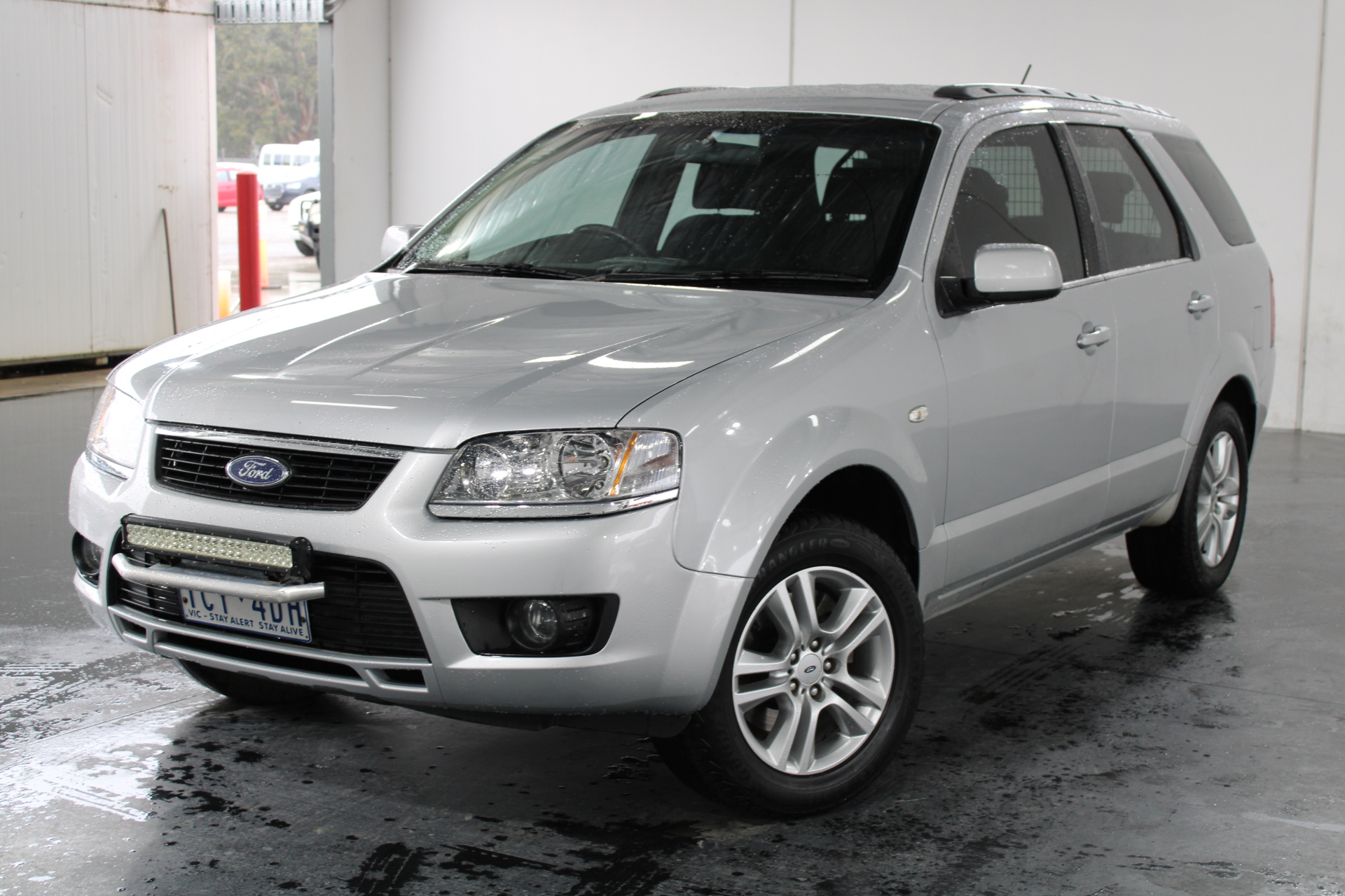 2010 Ford Territory TS SY II Automatic Wagon