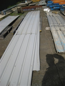 Roof Sheets x 5