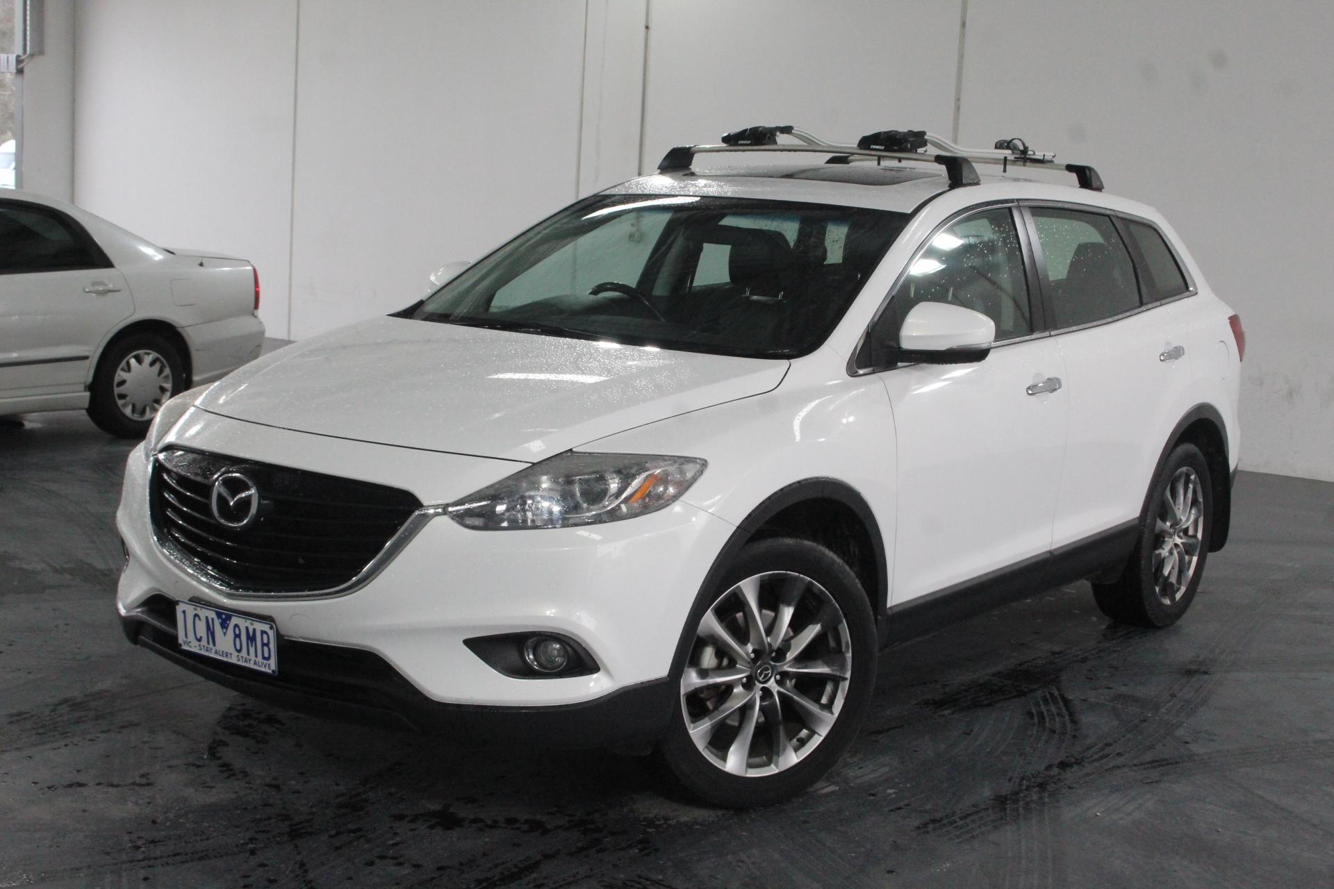 2014 Mazda CX-9 Luxury (FWD) Automatic 7 Seats Wagon