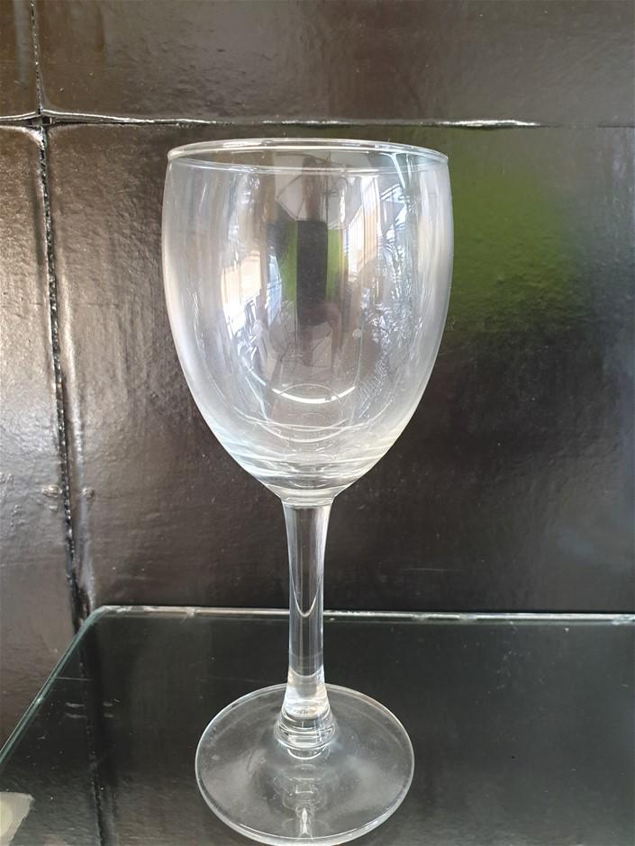 24 x Wine Glasses - 170ml